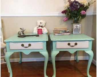 Wonderful Shabby Chic Tables (Free Shipping)