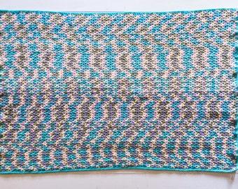 Crochet Blanket - Blanket - Afghan - Lapghan - Home Decor - Nursery Decor - Nursery - VStitch - Nila