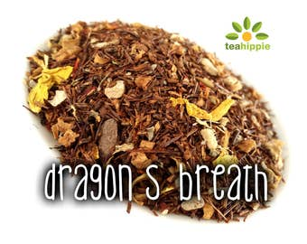 50g Dragon's Breath - Loose Black Tea (Game of Thrones Inspired)