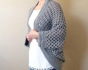 Cozy Cocoon Sweater