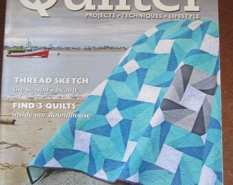 American Quilter September 2013