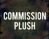 Commission Plush  (for Julia)