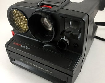 Polaroid Sonar One Step for display, parts, repair