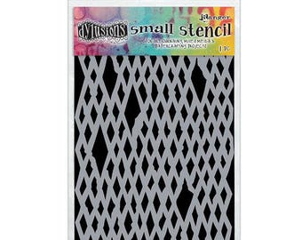 Ranger - Dyan Reaveley - Dylusions - Stencils - Diamond in the Rough - Small
