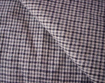 Checked fabric/Checks suiting fabric/Pants fabric/Suiting fabric/3 yards fabric/Men fabric/Fathers day fabric/Sewing supply/Fall fabric