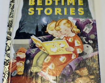 A Little Golden Book: Bedtime Stories (A Commenorative Facsimile Edition) 1992
