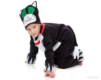 Jess the Cat Halloween Costume For Kids