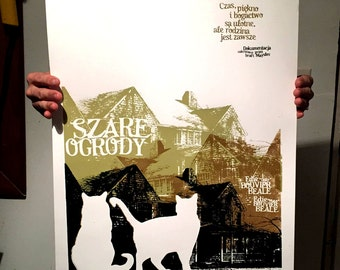 Grey Gardens (Polish Poster Homage Series of 10)
