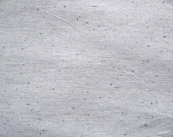 "58"" Wide Speckled Cotton  Chambray Fabric Sold by Yard"