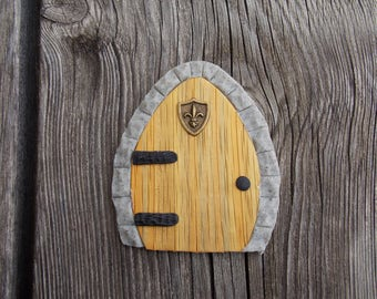 Miniature Fairy Garden Door 1674