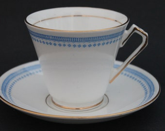 Victoria C&E Bone China Teacup and Saucer Set  2 Sets Available