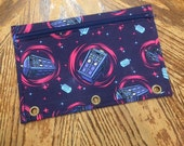 Dr. Who custom pencil pouch