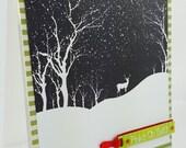 Greeting cards, Handmade, Cards, Handmade Greeting Card , Christmas Greeting Card, Peace on Earth