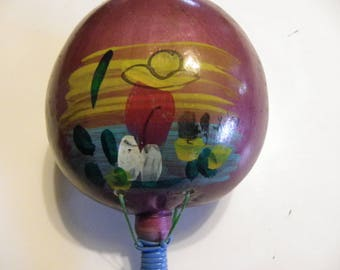 Handpainted Mexican Maracas