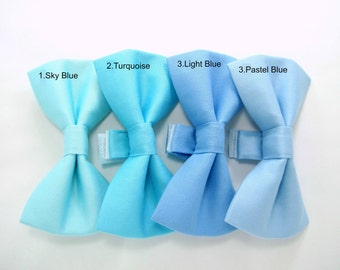 Sky Blue Dog Bow Tie/Turquoise Dog Bow Tie/Light Blue Dog Bow Tie/Pastel Blue Dog Bow Tie/Light Blue Dog Bowtie/Turquoise Dog Bowtie