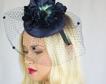 Kentucky Derby Fascinator -  BR2017-046