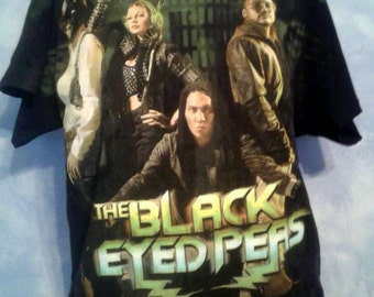 Vintage DIY Black Eyed Peas Tee