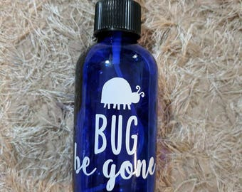 All Natural Essential Oil Infused Bug Spray with Optional SPF