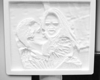 Custom Lithophane Nightlights