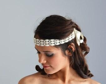 Bridal Headband, Wedding Rhinestone and Pearl  headband, Wedding Headband, Wedding hair Accessory,  Bridal Hair Accessory