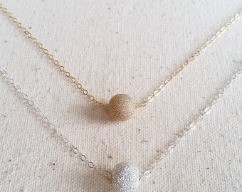 Stardust Ball Necklace