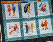 Fun with Dick and Jane Quilt