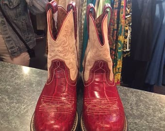 Cow-Girl Western Boots 90s