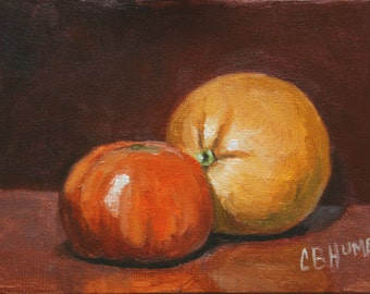 Tangerine & Orange