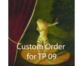 Custom Order for TP09