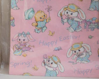 Vintage Hallmark Easter Wrapping Paper - Unopened