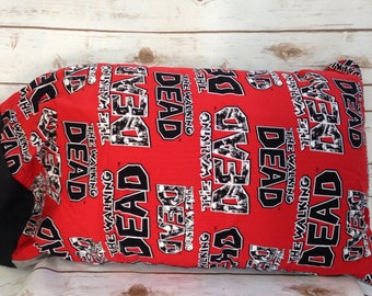 Walking Dead Pillowcase