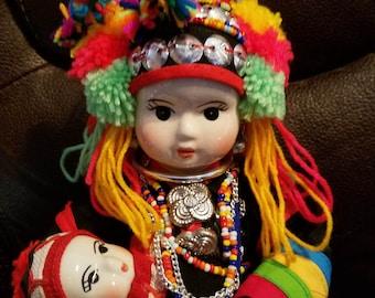 Handmade by Youthana Porcelian Doll (Vanids S. Mongkhon) Thialand