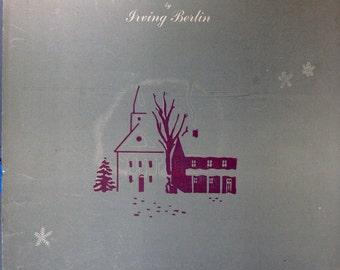 "1942 Sheet Music, ""White Christmas"" by Irving Berlin"