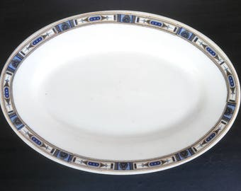 Antique Douglass Restaurant Side Plate