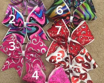 Sale bows - misc. patterns