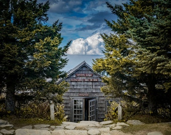 Mt Leconte Lodge - GSMNP - Great Smoky Mountains National Park - Hiking - Nature - Landscape - Tennessee - Fine Art - Appalachian Trail
