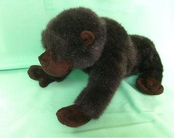 Gund Monkey Gorilla Plush Stuffed Animal Collectors made in China