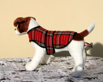 Dog coats with D ring