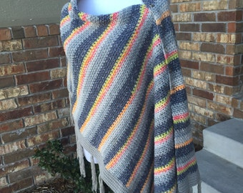 Mimsical Wrap ***CROCHET PATTERN***