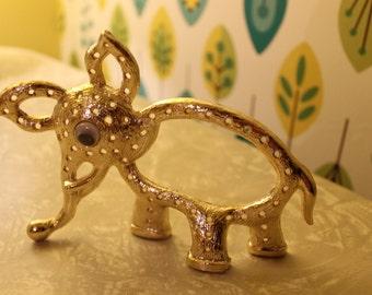 """Shop """"elephant earrings"""" in Jewelry Storage"""