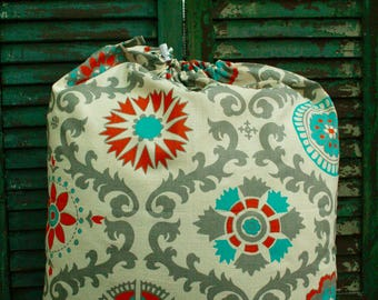 South Western Hippie Laundry Bag