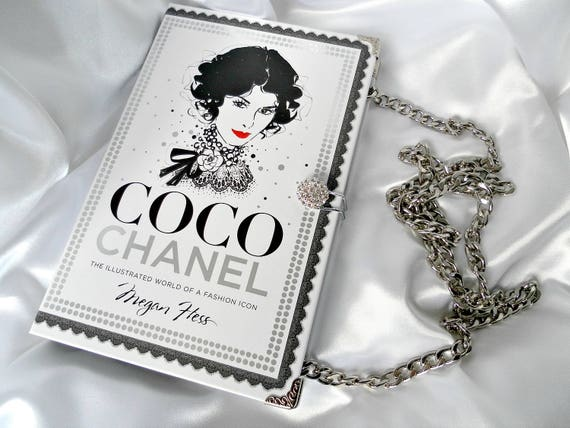 Designer Book Handbag Chanel