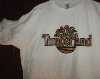 Timberland big and tall large t-shirt. It is a short sleeve