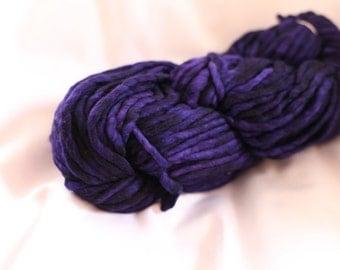 Malabrigo Rasta Yarn - Purple Mystery - Merino Wool