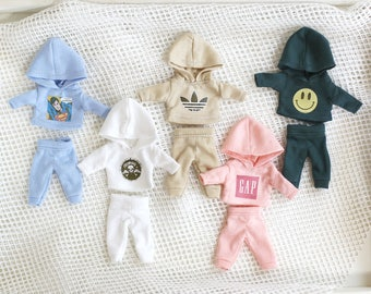 Doll clothes for Obits 11 cm.