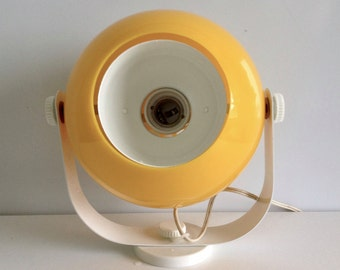 vintage table lamp / retro lamp / wall lamp