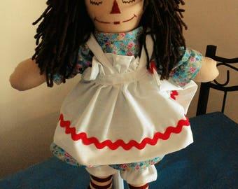 15' Raggedy Ann Doll