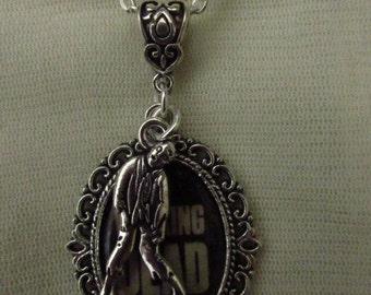 The Walking Dead Walker Necklace