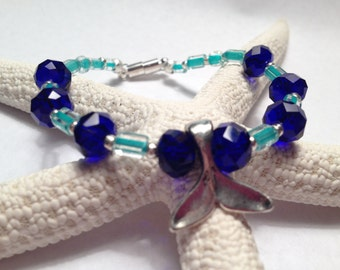 Whale Tail Bracelet