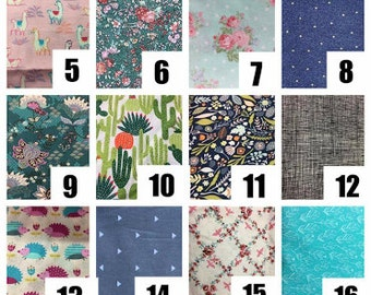 100% cotton woven fabric choices